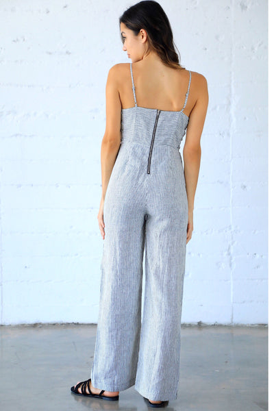 LADY BOSS DETAILED PANTSUIT