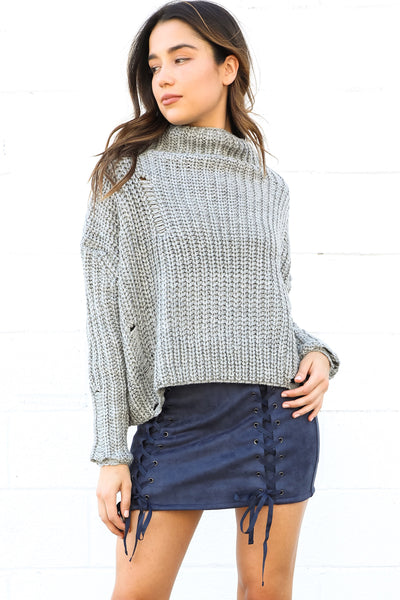 FORUM BOXY KNIT