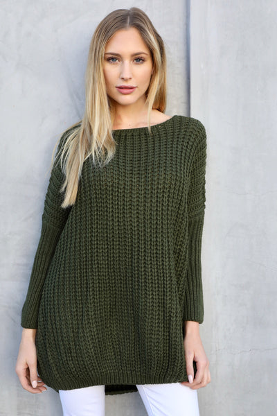 COURTYARD CHUNKY KNIT