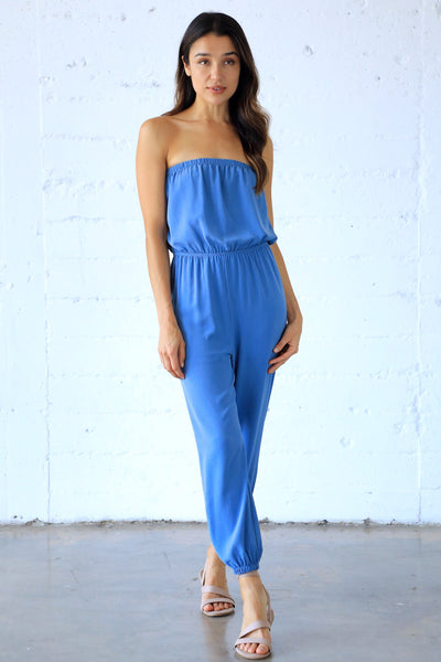 TOTALLY TUBULAR PANTSUIT