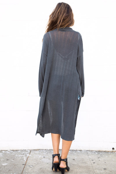 DELILAH KNIT DUSTER