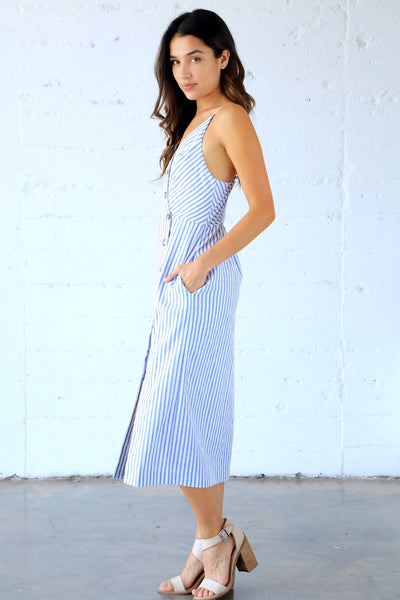 ALOFT BUTTON UP MIDI