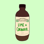 Limited Edition: Lime & Coriander