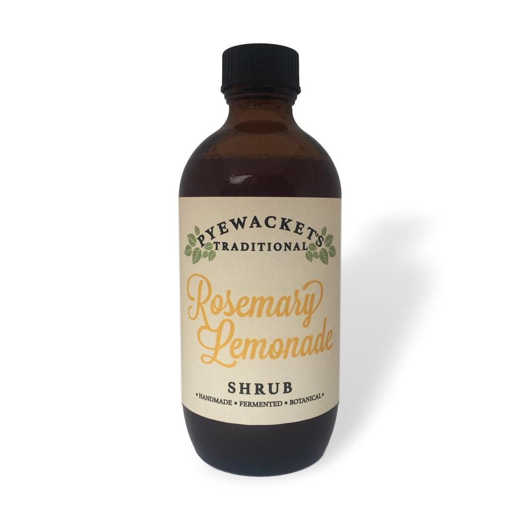 Rosemary Lemonade Shrub Concentrate