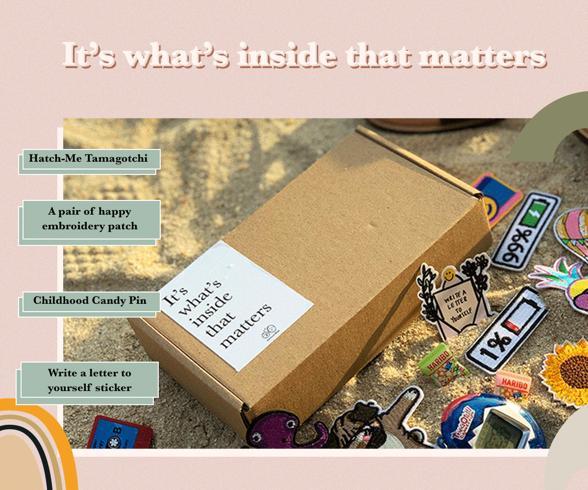 It's What's Inside That Matters Gift Box