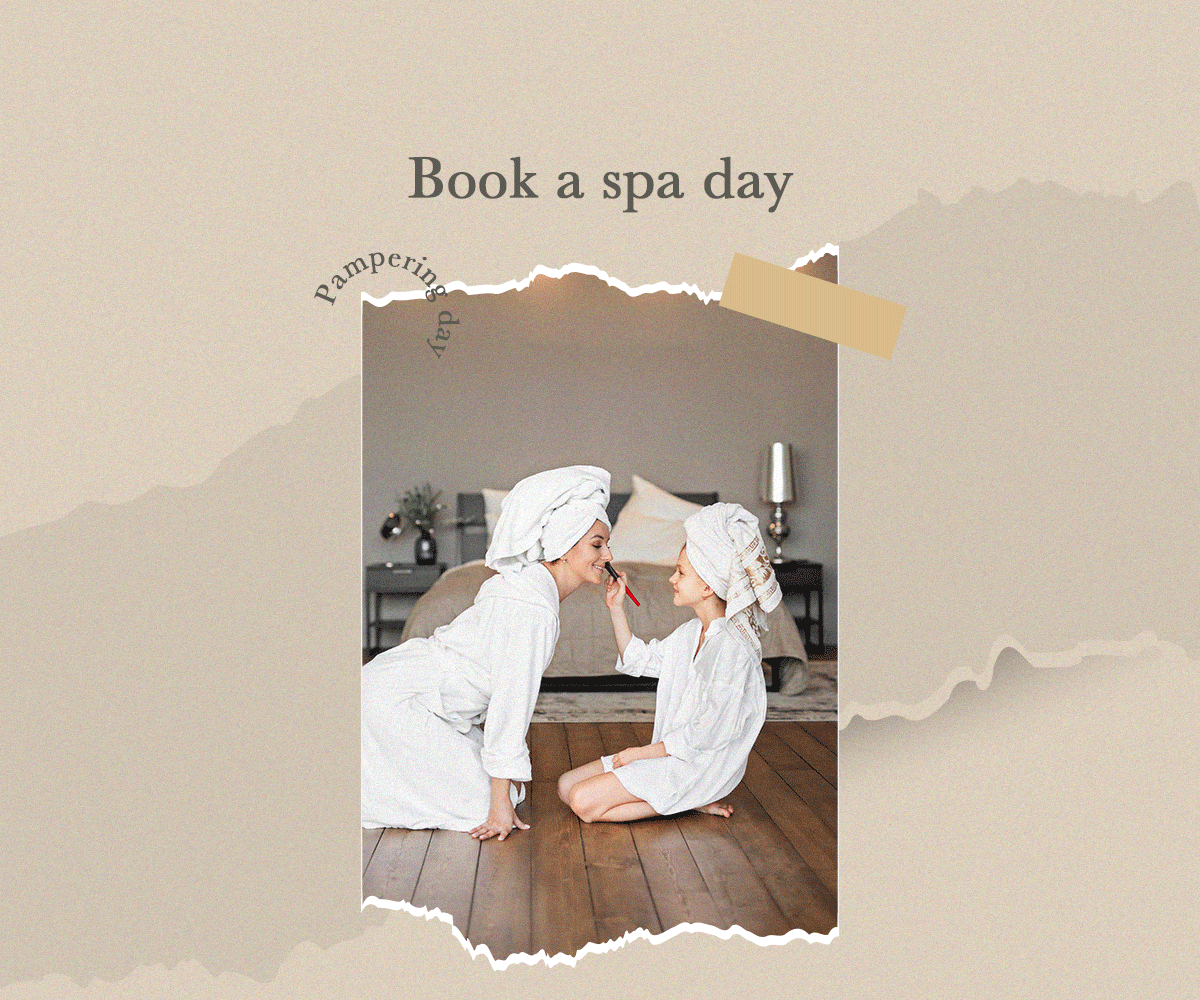 Mother's Day_Book a spa day