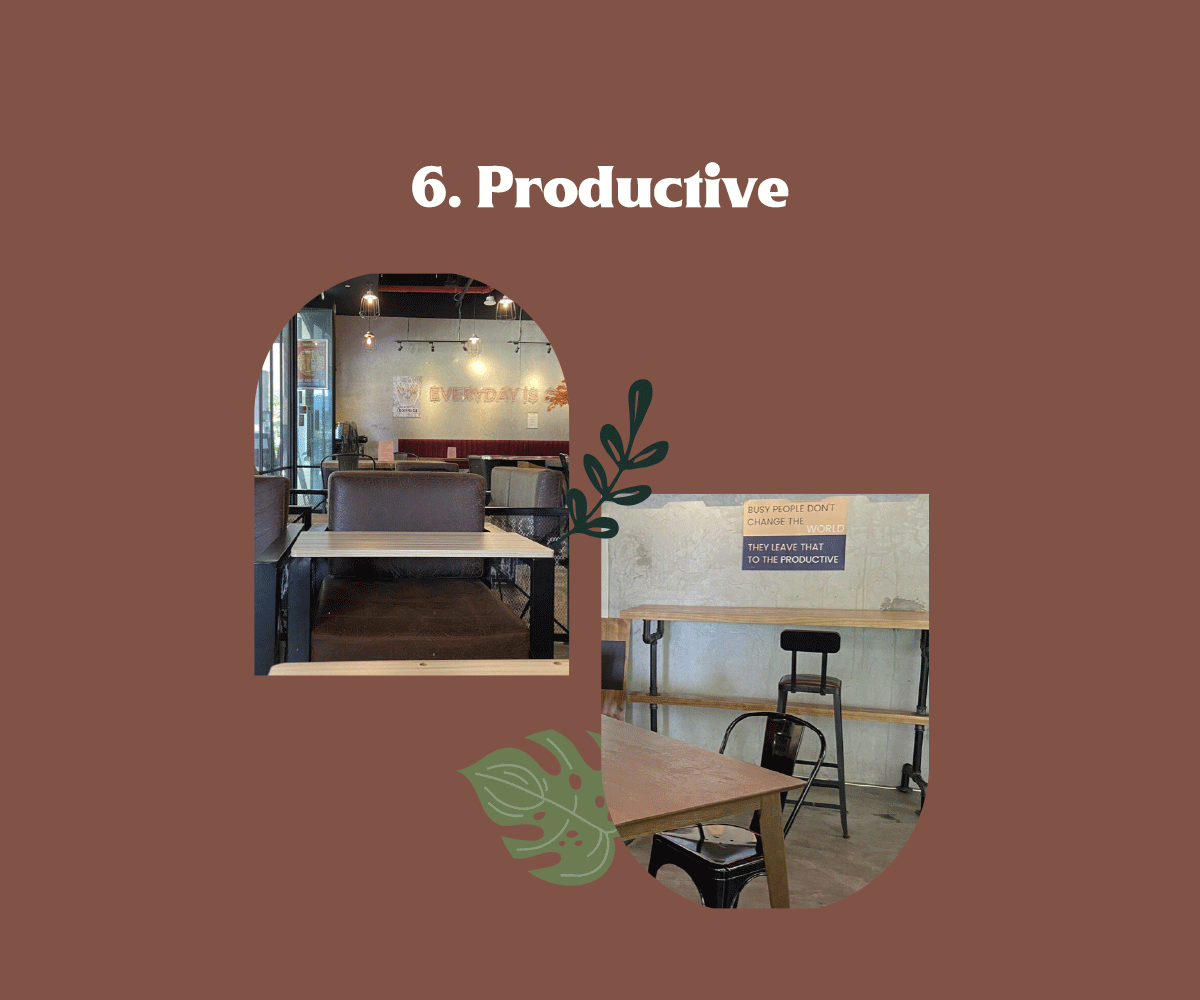 Productive Coworking Space
