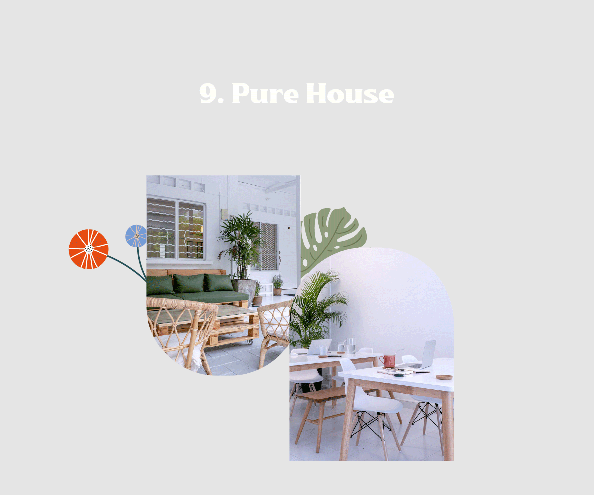 Pure House Coworking Space