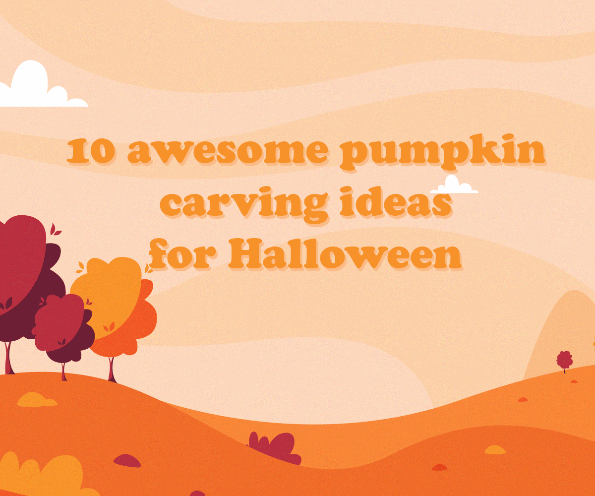 10 awesome pumpkin carving ideas for Halloween