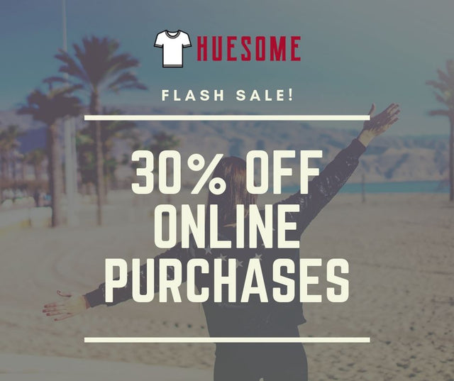HUESOME - T shirts Offers and discounts