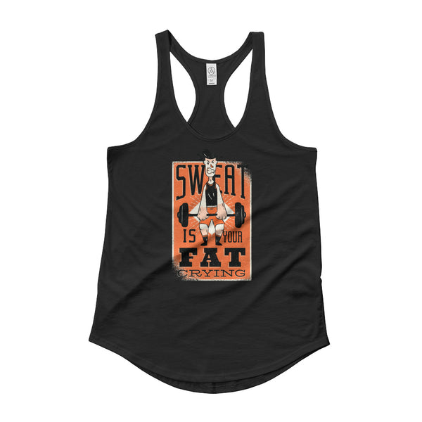 WORKOUT WOMEN'S TANK TOP-HUESOME