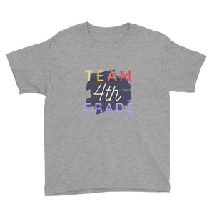 TEAM 4TH GRADE KID'S T SHIRT | HUESOME