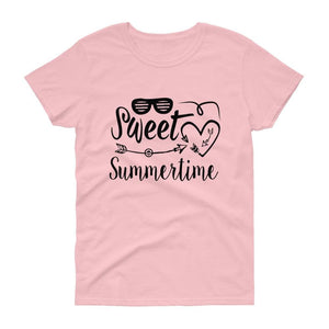 SWEET SUMMER WOMEN'S T SHIRT | HUESOME