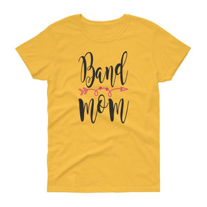 BAND MOM WOMEN'S T SHIRT | HUESOME