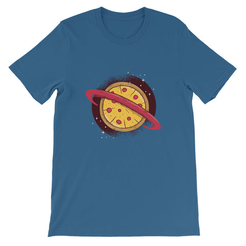 PIZZA PLANET SPACE FORCE UNISEX T SHIRT-HUESOME
