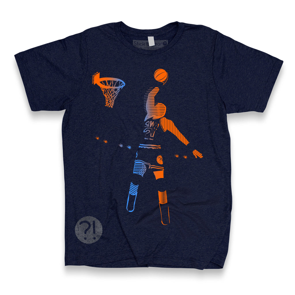 YORK Shoot-Around Tee