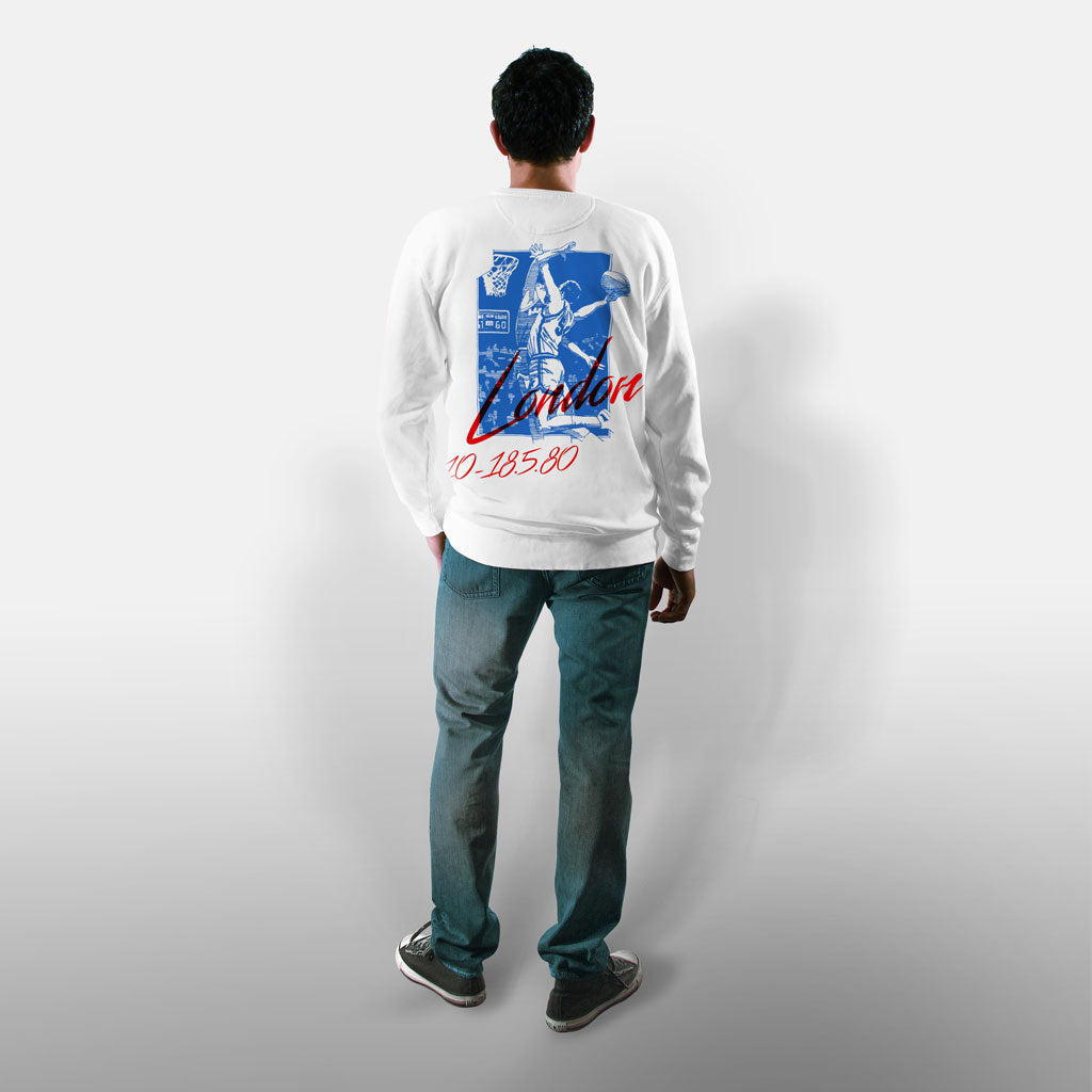 LONDON FINALS Front Office Sweatshirt