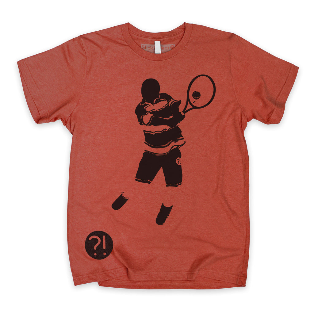 PIRATE LOOK First Serve Tennis Tee