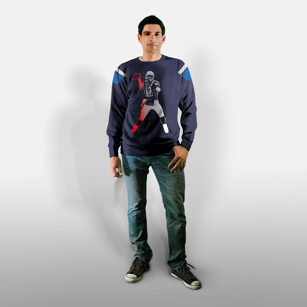 REVOLUTION Front Office Sweatshirt