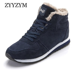 Winter Sneakers Boots Unisex