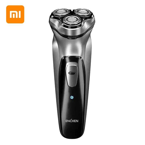 Xiaomi Enchen men electric shaver razor Type-C USB rechargeable 3 blades portable beard trimmer cutting machine for sideburns