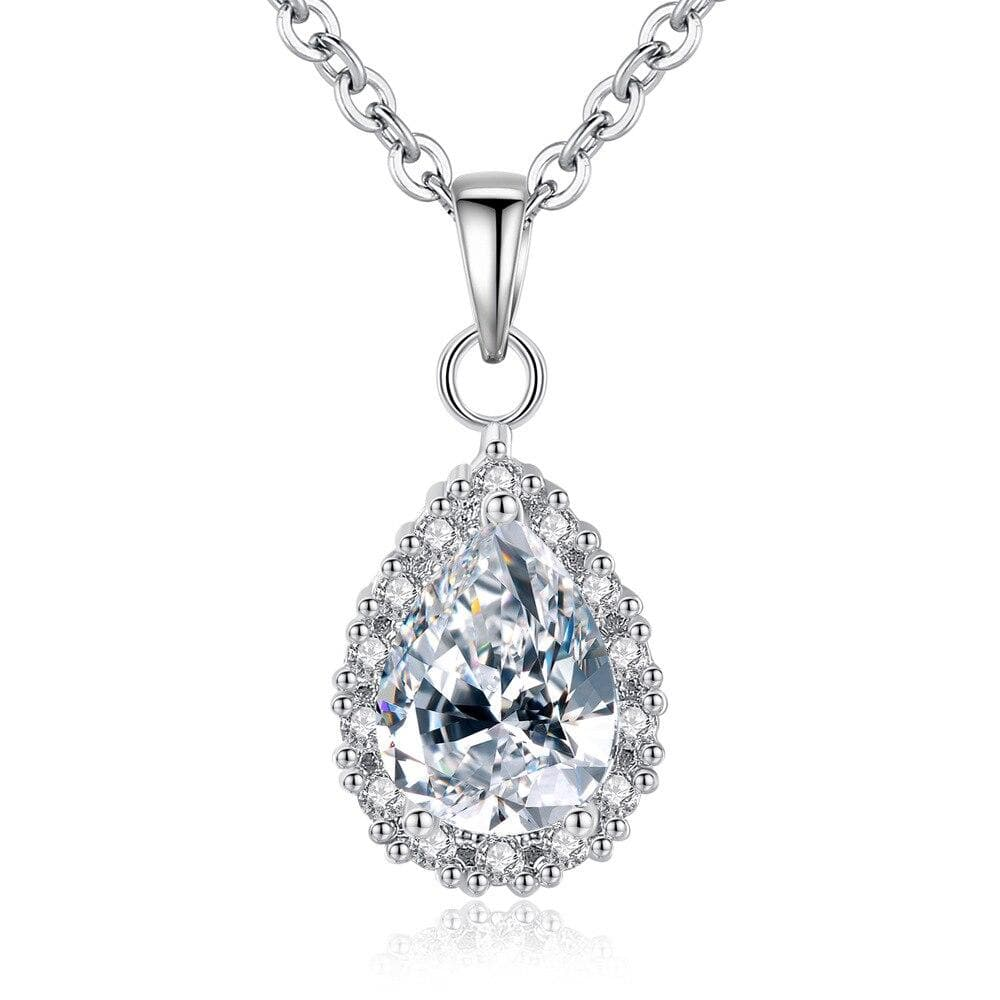 New sector Crystals from Swarovskis High-quality Necklaces Jewelry For Women Christmas Party Wedding jewelery