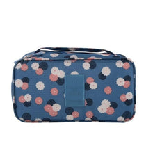 Load image into Gallery viewer, Bra Underwear Travel Bags Organizer Women Organizer For Lingerie Makeup Toiletry Wash Bags pouch storage XL waterproof bag bolsa