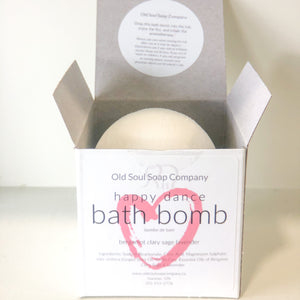Happy Dance Bath Bomb