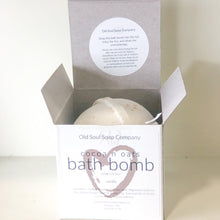 Load image into Gallery viewer, Cocoa n Oats Bath Bomb