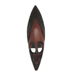 African Red-wood Decorative Tribal Mask