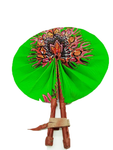 Ugandan Paddle Folding Fan
