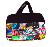 14'' Laptop Sleeve Patchwork Bottom