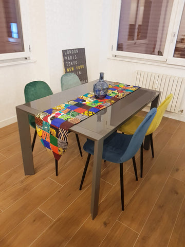 Table Runner - Patchwork