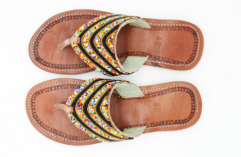 Masaai Leather Sandals