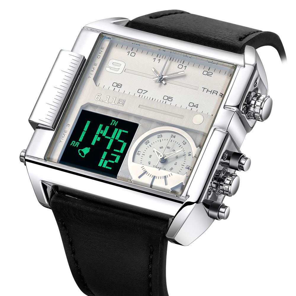 Original Design:Unique Military Digital Watch