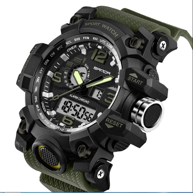DEVOIR MILITARY WATCH