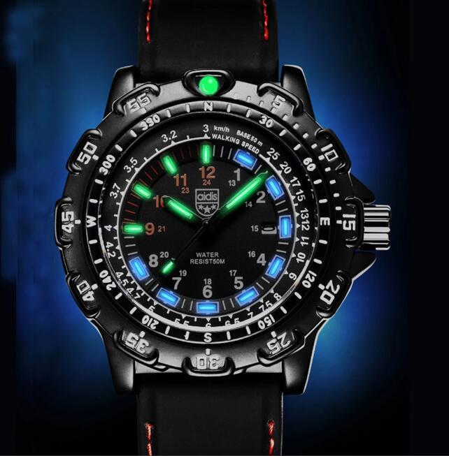 LUMIERE MILITARY WATCH
