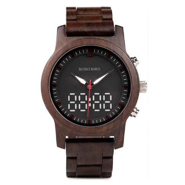 Cosmic Wooden Watch