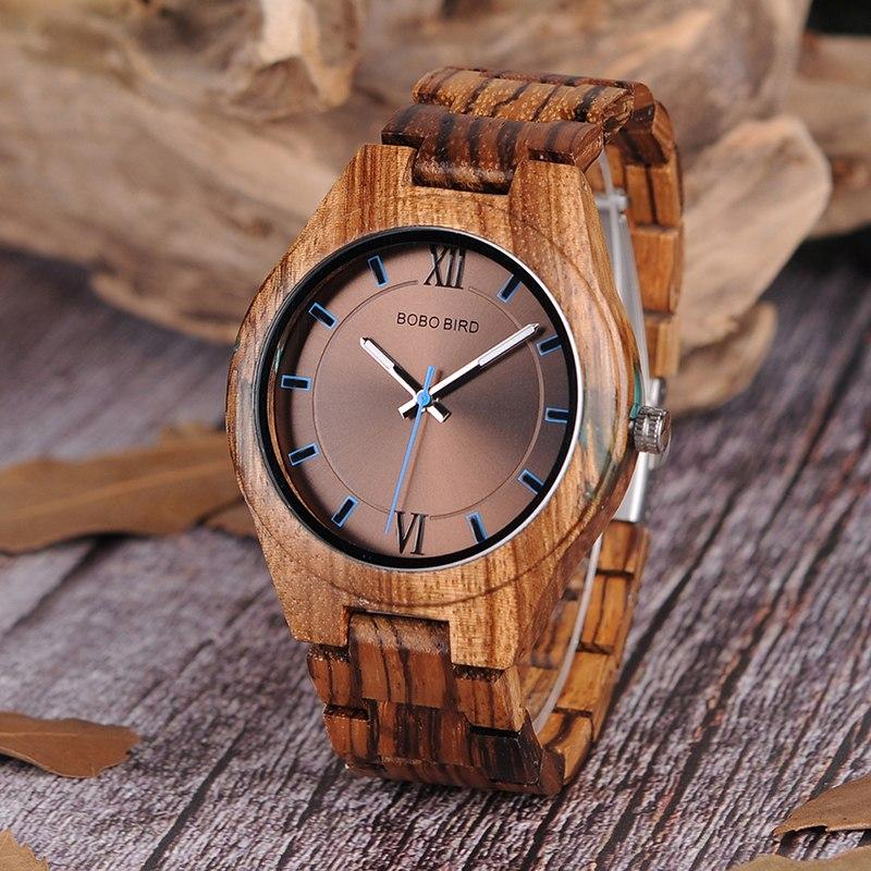 Wonder Wooden Watch
