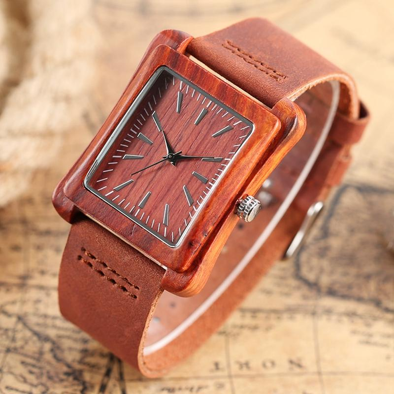 Miracle Wooden Watch