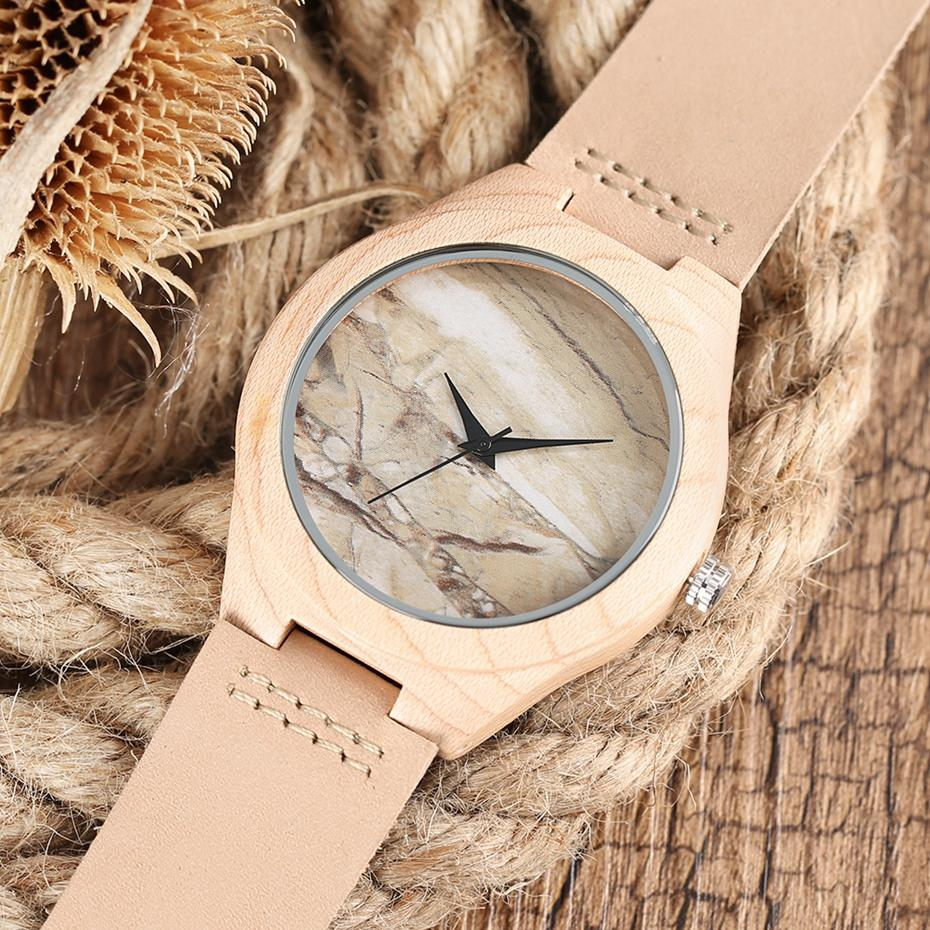 Scent Wooden Watch