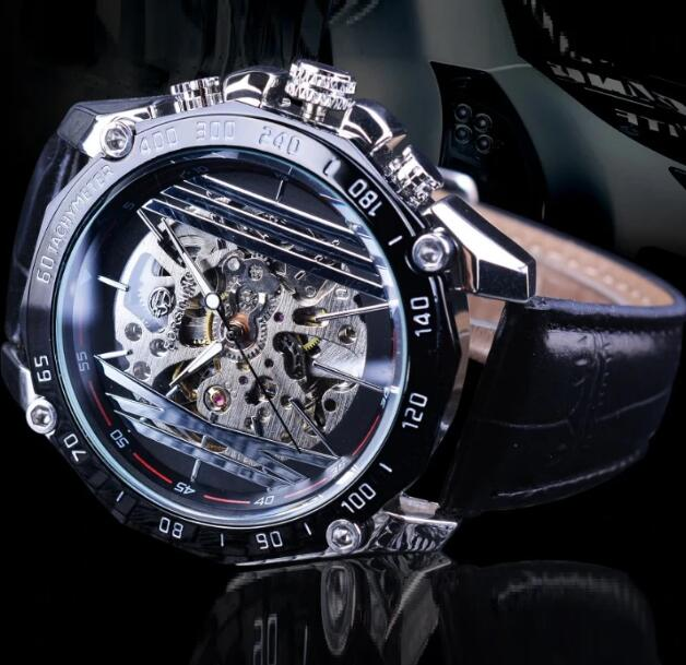 INCEPTION SKELETON WATCH