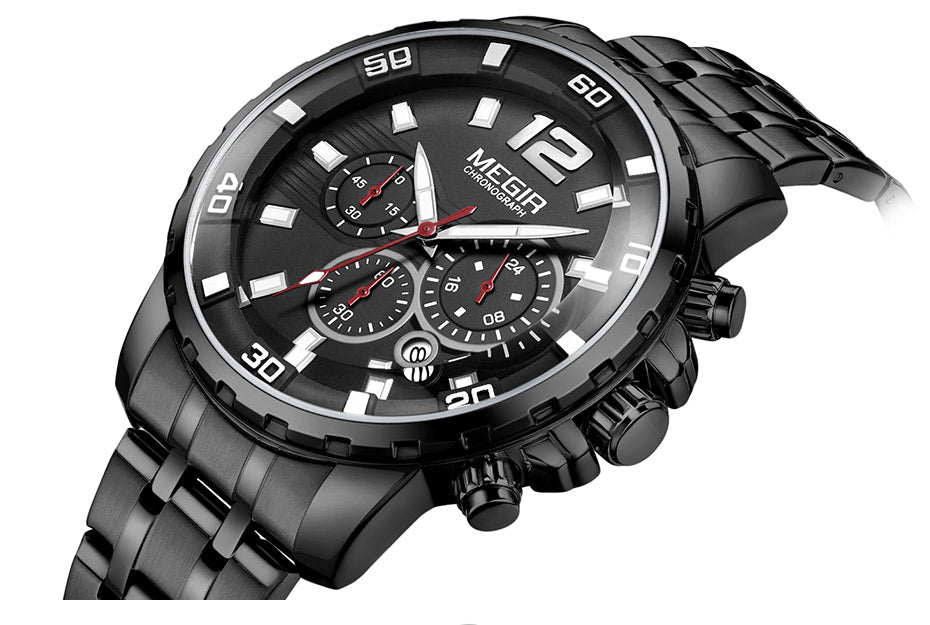 DOMINIC CHRONOGRAPH BUSINESS WATCH