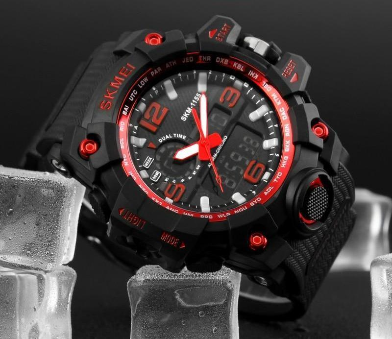 LEDON MILITARY SPORT WATERPROOF WATCH