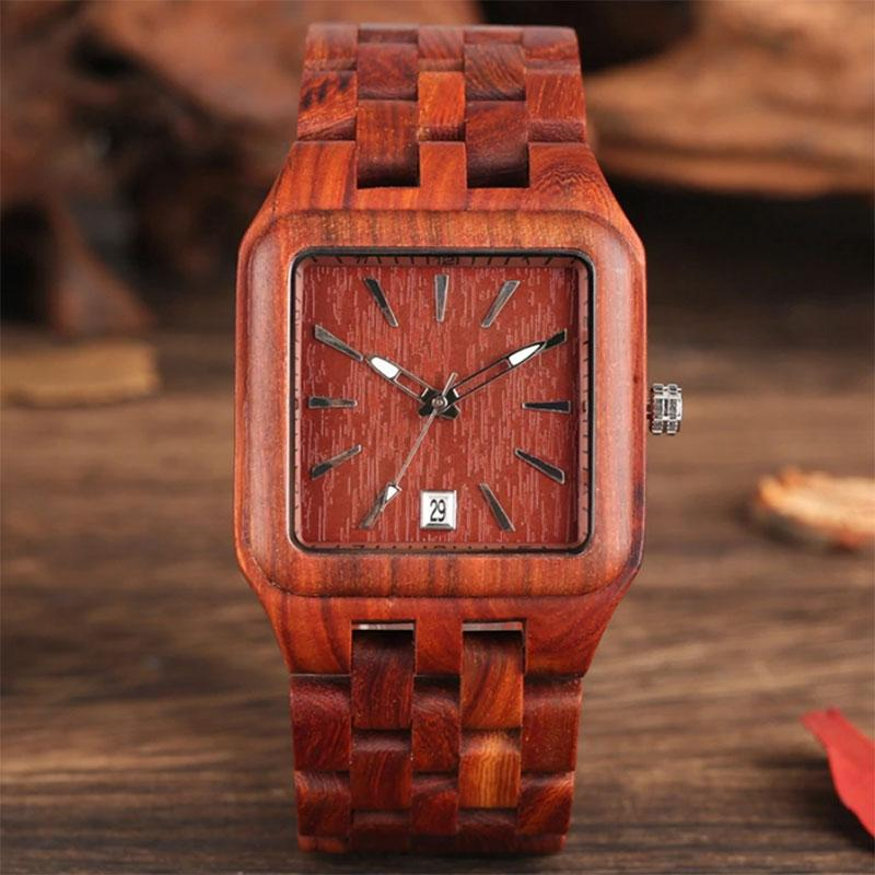 Lignum Wooden Watch
