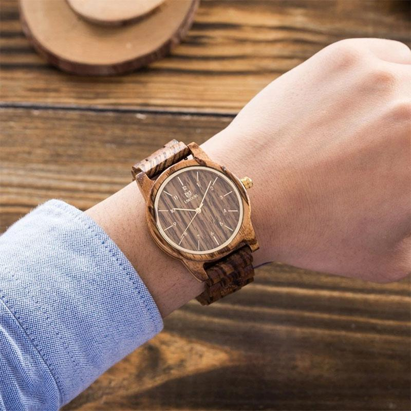 Naturalis Wooden Watch