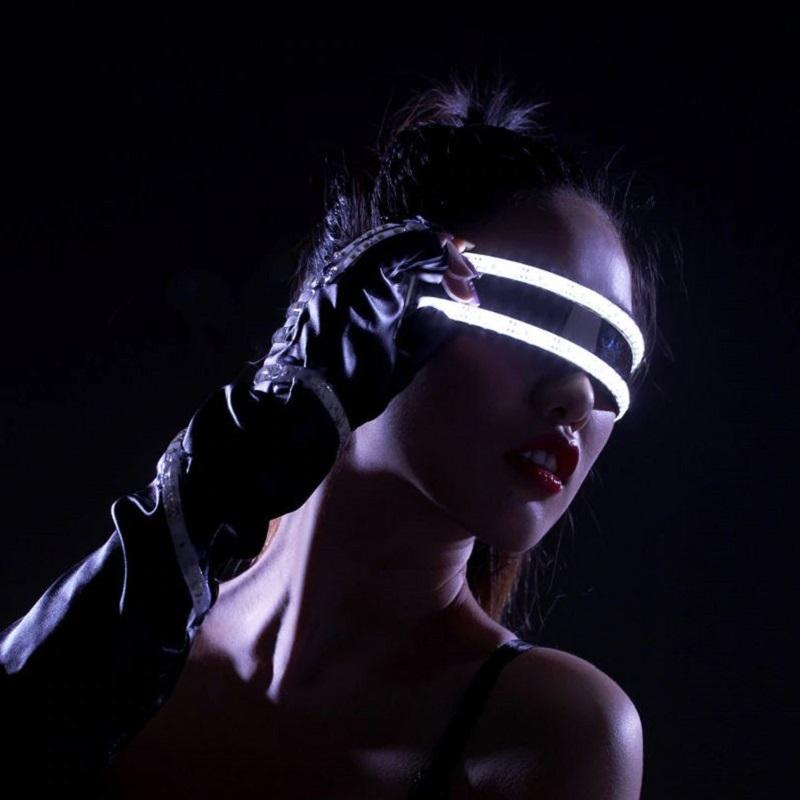 SCATTER LED NIGHT GLASSES