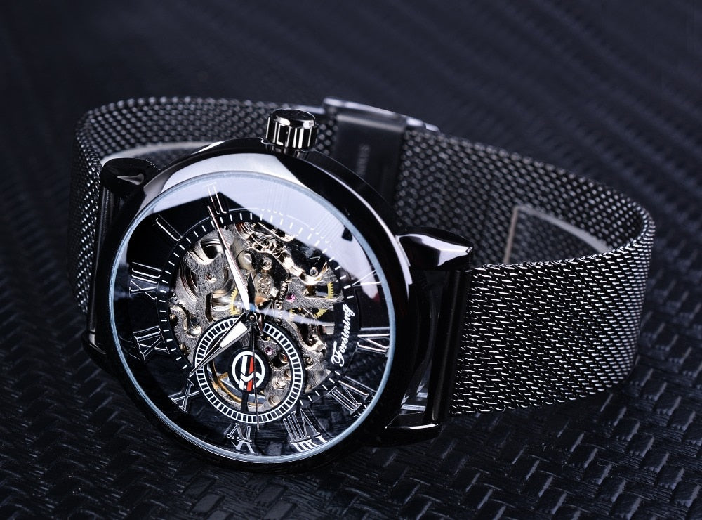 WORSINI SKELETON WATCH
