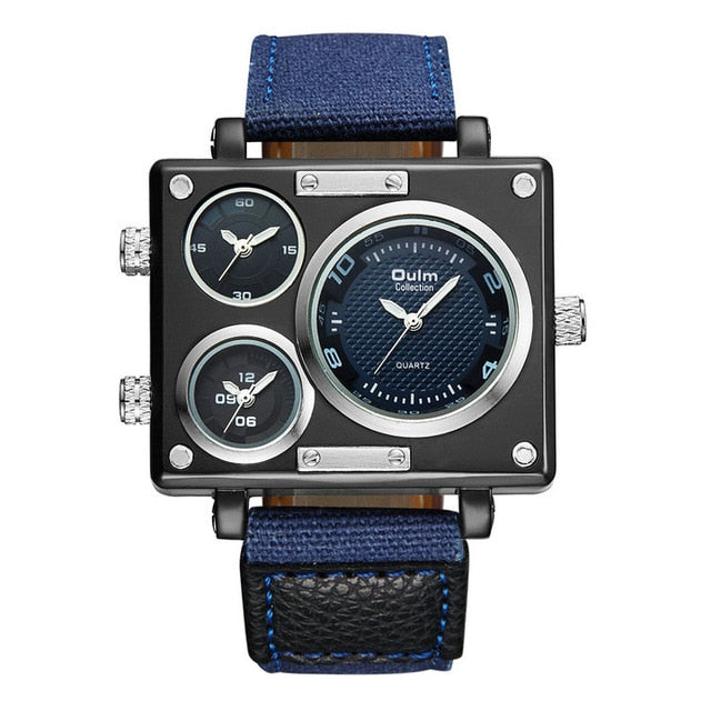 MILITARY WATCH Top Brand Luxury