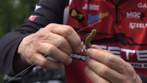 Senko Rigging Tips with Elite Pro Jay Yelas